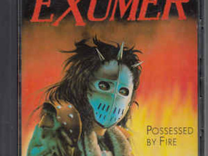 Cd Exumer Possessed By Fire Importado Argentina