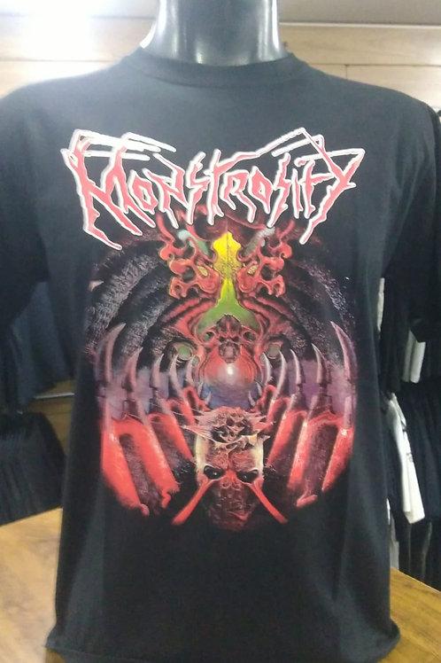 Camiseta Monstrosity El Elyon EXM02