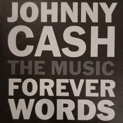 Cd Johnny Cash The Music Forever Words
