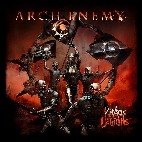 Cd Arch Enemy Khaos Legions Novo Lacrado