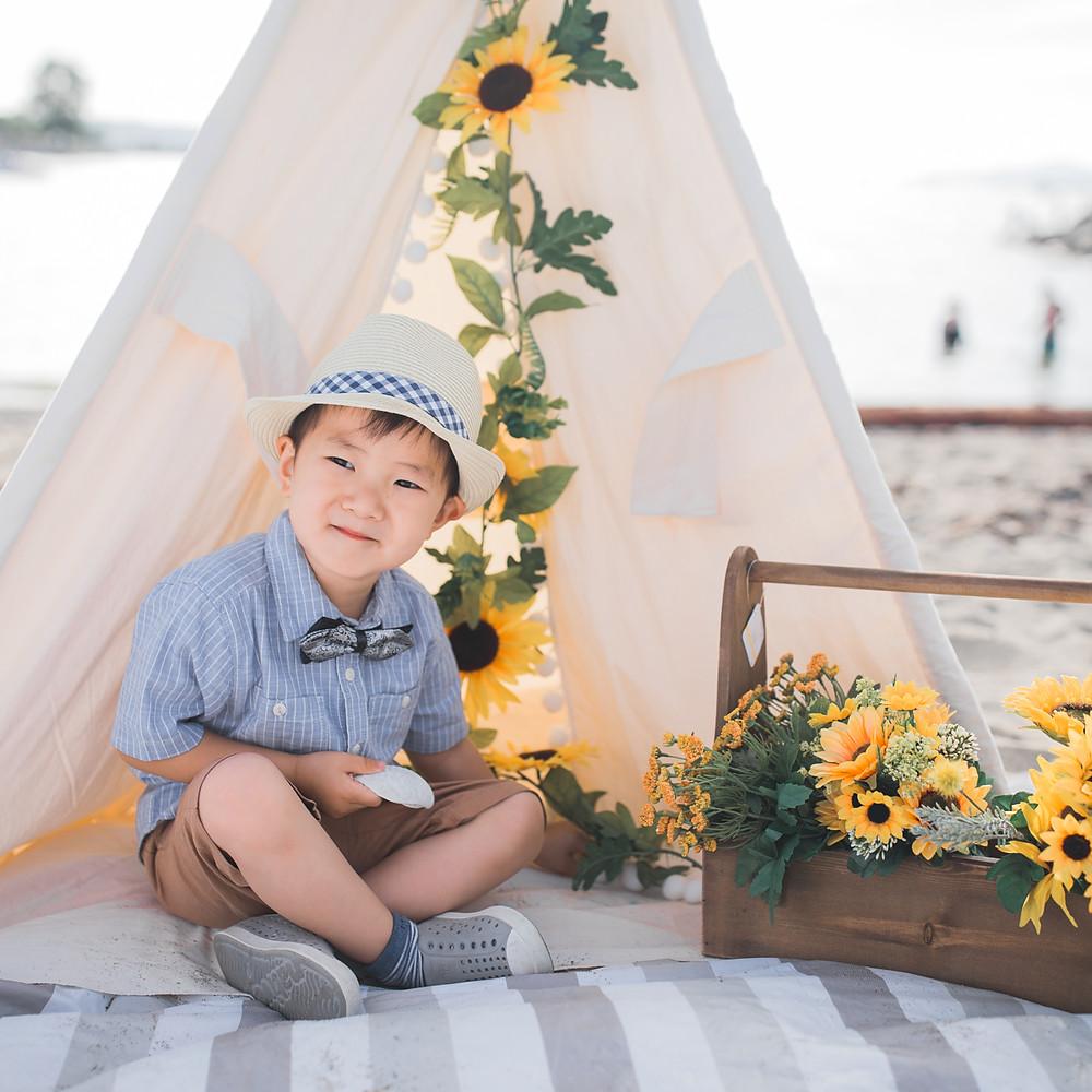 Beach Mini Chole