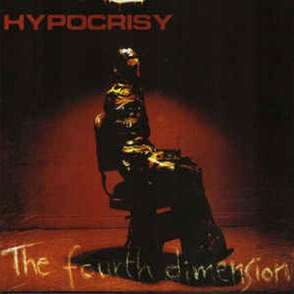 Cd Hypocrisy The Fourth Dimension Com Bônus Importado