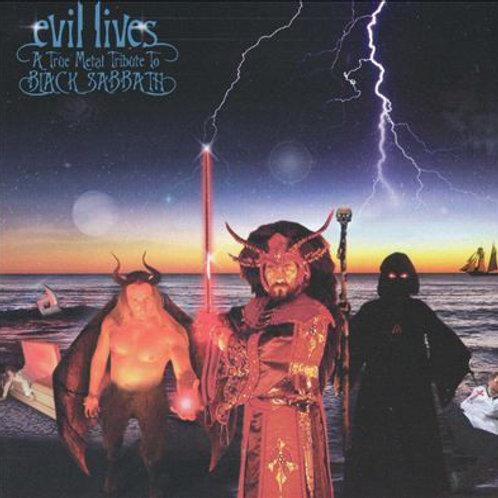 Cd Evil Lives A True Metal Tribute To Black Sabbath