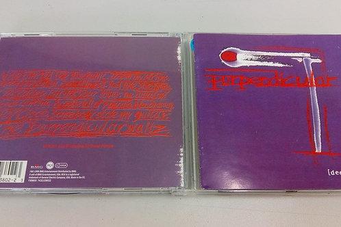 Cd Usado Deep Purple Purpendicular Importado