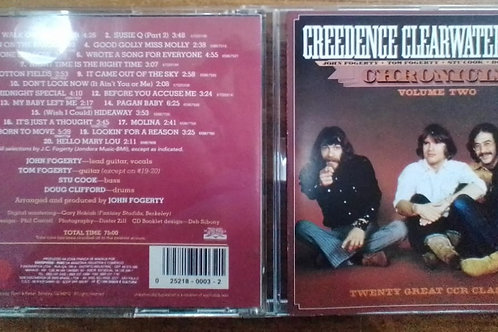 Cd Usado Creedence Clearwater Revival  Chronicle Volume Two