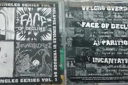 Cd Usado Relapse Singles Series Vol. 1