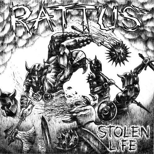 Cd Rattus Stolen Life Digipack