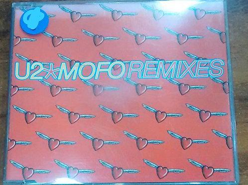 Cd Usado U2  Mofo Remixes Importado