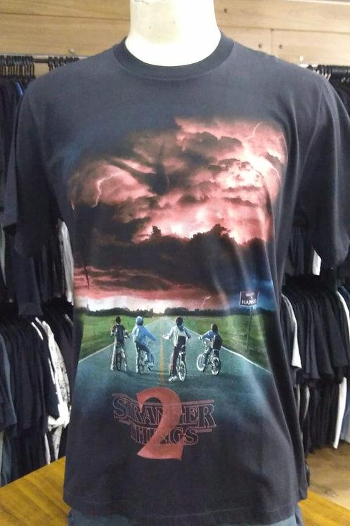Camiseta Stranger Things 2 Brutal Wear BST02