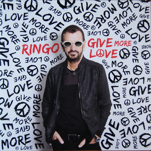 Cd Ringo Starr Give More Love