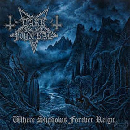 Cd Dark Funeral Where Shadows Forever Reign Edição Especial 386 de 500