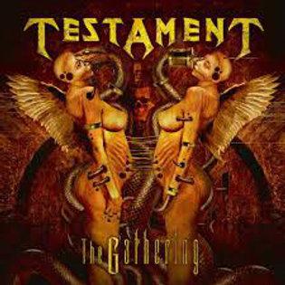 Cd Testament The Gathering Digipack