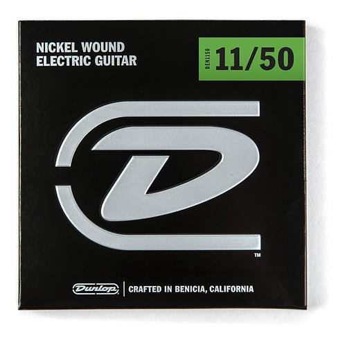 Encordoamento Dunlop Guitarra .011 Media/Pesada I8332