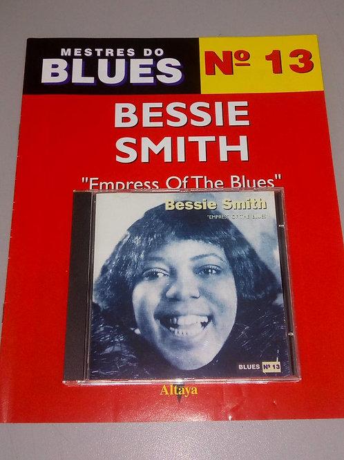 Cd Usado Bessie Smith Empress Of The Blues + Revista