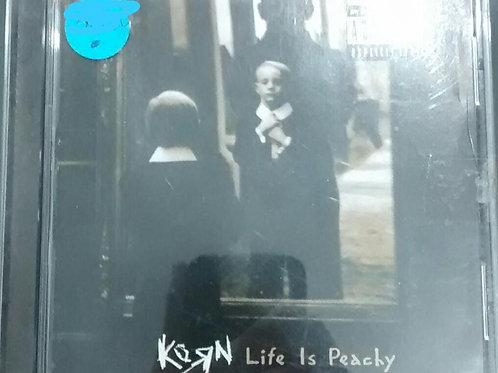 Cd Usado Korn Life Is Peachy