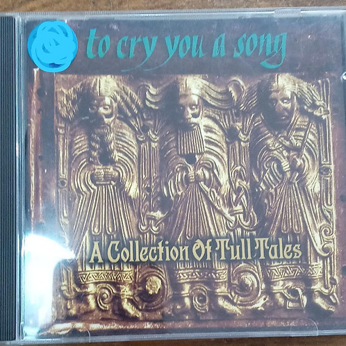 Cd Usado Magna Carta To Cry You A Song A Collection of Tull Tales