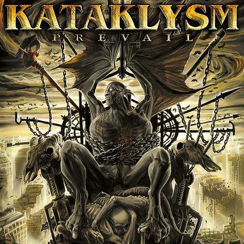 CD DVD Kataklysm Prevail
