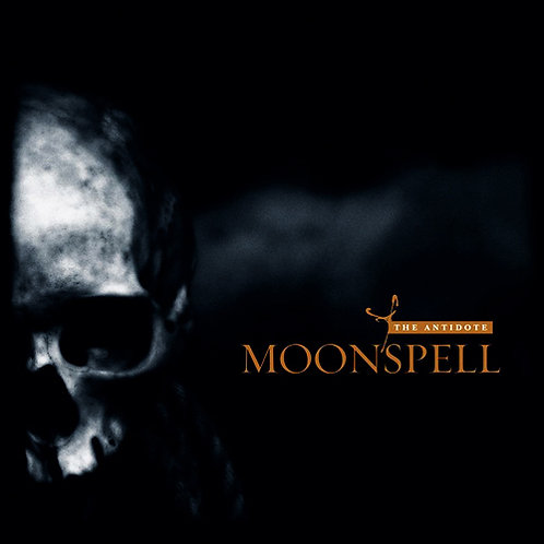 Cd Moonspell The Antidote