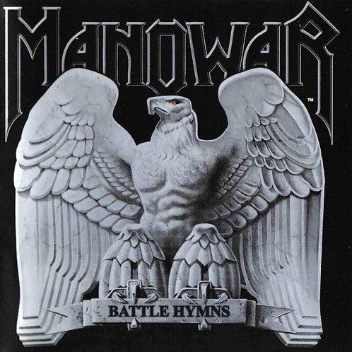 Cd Manowar Battle Hymns Importado USA