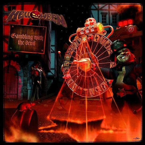 Cd Helloween Gambling with the devil Digipack