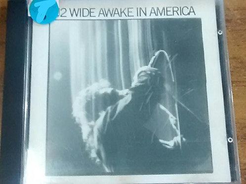 Cd Usado U2 Wide Awake In America