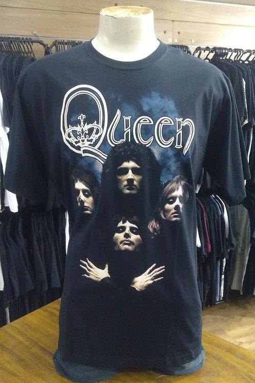Camiseta Queen Ponto Zero PZ01Q