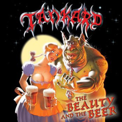 Cd Tankard The Beauty And The Beer Slipcase