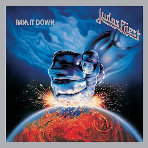 Cd Judas Priest Ram It Down Importado