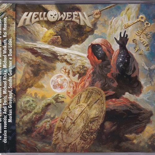 Cd Helloween Helloween Same 2021 16º Álbum