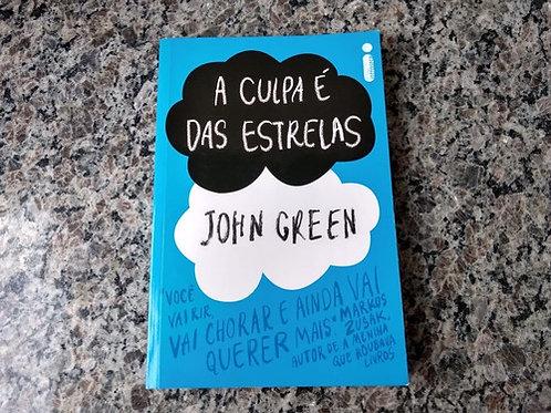 Livro Usado A Culpa É Das Estrelas John Green