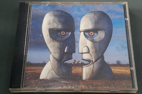 Cd Usado Pink Floyd The Division Bell