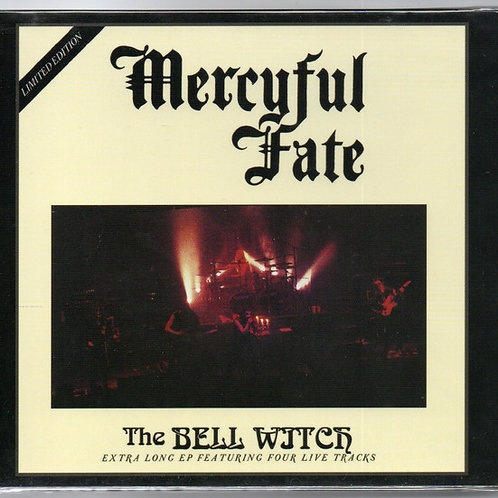 Cd Mercyful Fate The Bell Witch Slipcase
