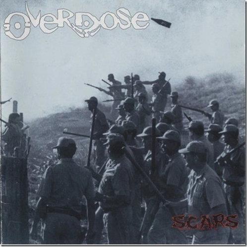 Cd Overdose Scars