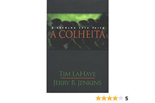 Livro Usado A Colheita A Escolha Está Feita Tim Lahaye  0025
