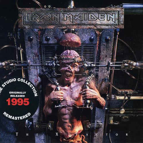Cd Iron Maiden The X Factor