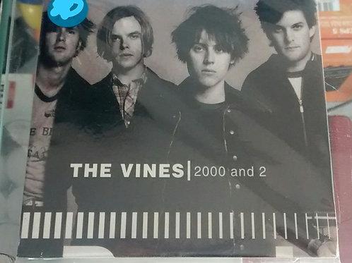 Cd Usado The Vines 2000 and 2