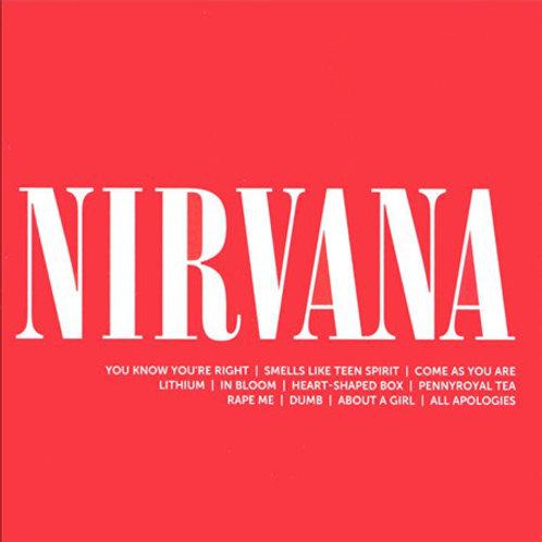 Cd Nirvana Icon