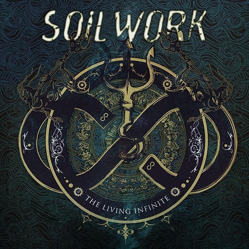 Cd Soilwork The Living Infinite