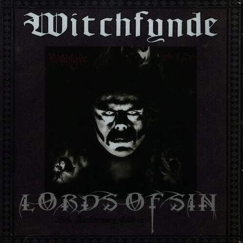 Cd Witchfynde Lords Of Sin Edição Remasterizada