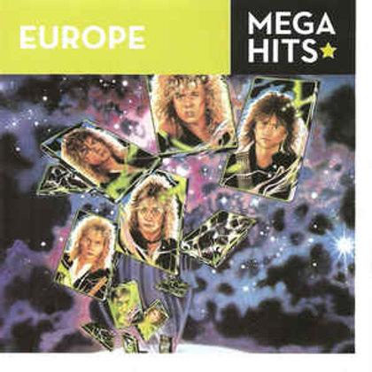 Cd Europe Mega Hits com bônus