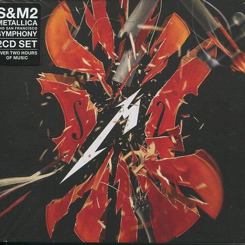 Cd Metallica S&M2 Duplo