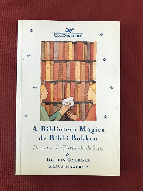 Livro Usado A Biblioteca Mágica de Bibbi Bokken  J.G. 2881