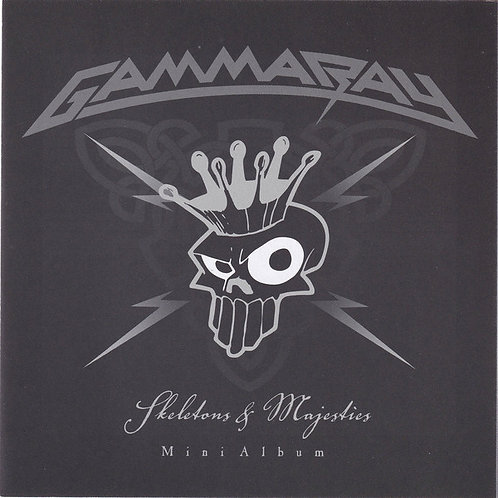 Cd Gamma Ray Skeletons And Majesties