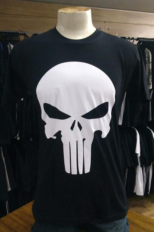 Camiseta Justiceiro Flash FJCBT01