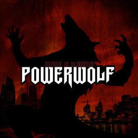 Cd Powerwolf Return In Bloodred