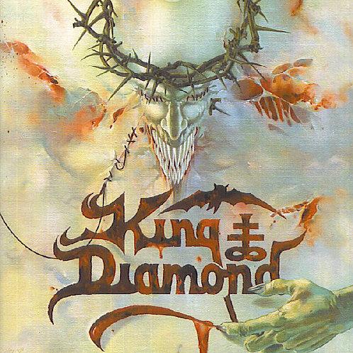 Cd King Diamond House Of God Slipcase