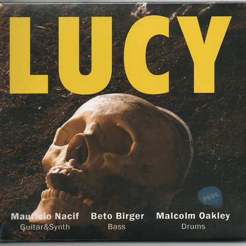 Cd Lucy Lucy Digipack