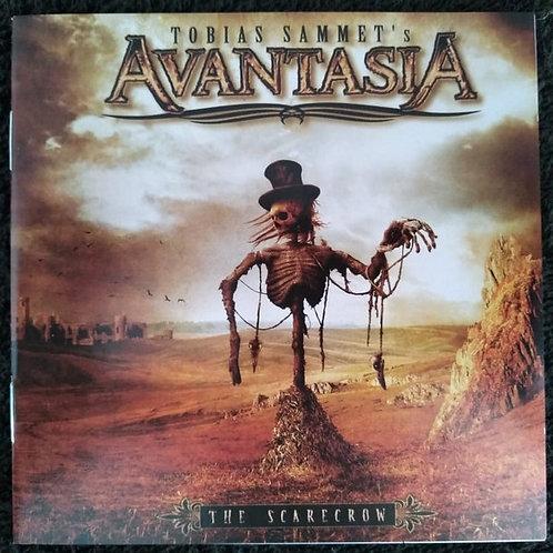 Cd Avantasia The Scarecrow Novo Lacrado Com OBI