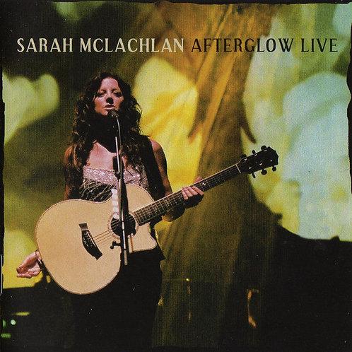 Cd Sarah Mclachlan Afterglow Live Duplo