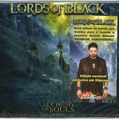 Cd Lords Of Black Alchemy Of Souls Part I Slipcase